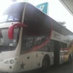どこ製のバスだよ!ってツッコミたくなります