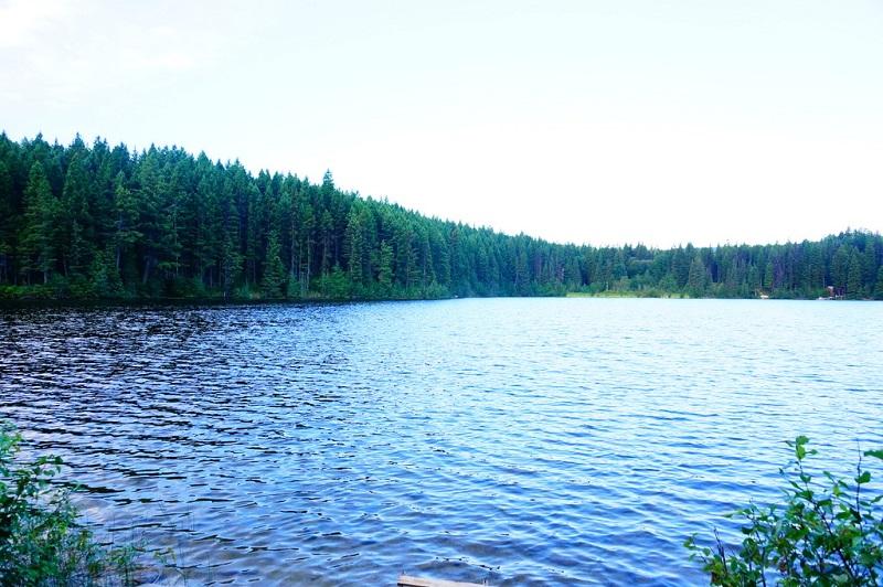 Canada camping カナダ キャンピング