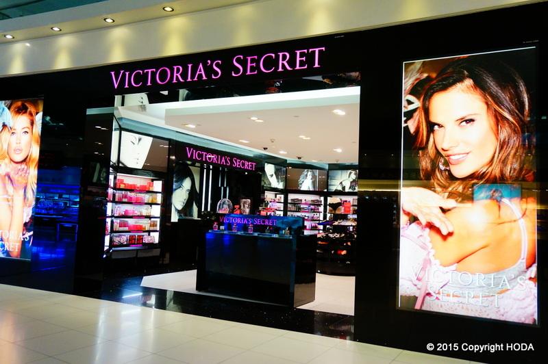 スワンナプーム国際空港 免税店 VICTRIA'S SECRET