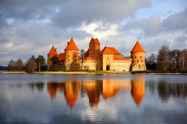 トラカイ リトアニア