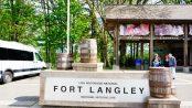 歴史ある街フォートラングレー(Langley)に行ってきた!