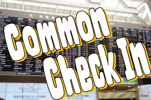 common check in
