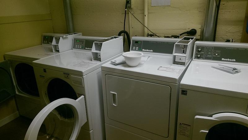 nelson 洗濯機