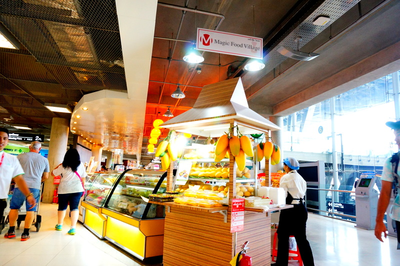 DSC07274スワンナプーム 国際空港 免税店