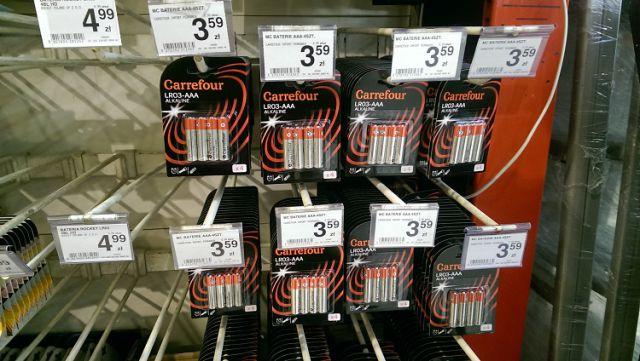 ポーランド 電池 値段