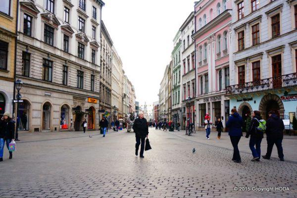 クラクフ 旧市街