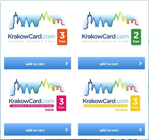 krakow card 4