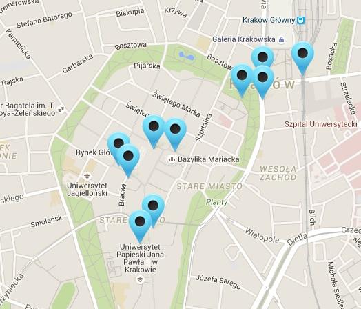 krakow where