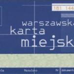 ワルシャワ カード