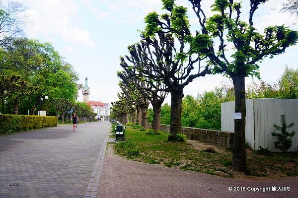 グダニスク 風景
