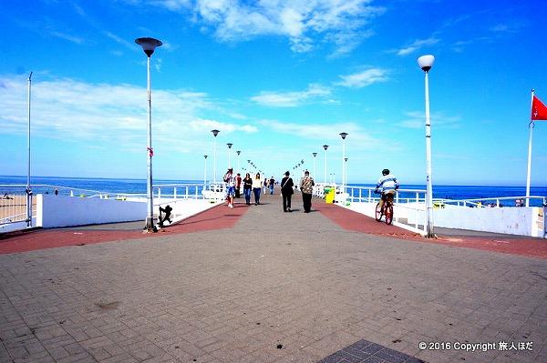 グダニスク 桟橋