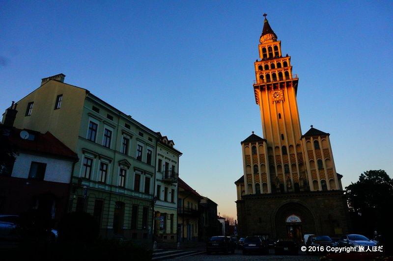 わりと都会だったBielsko-Biała