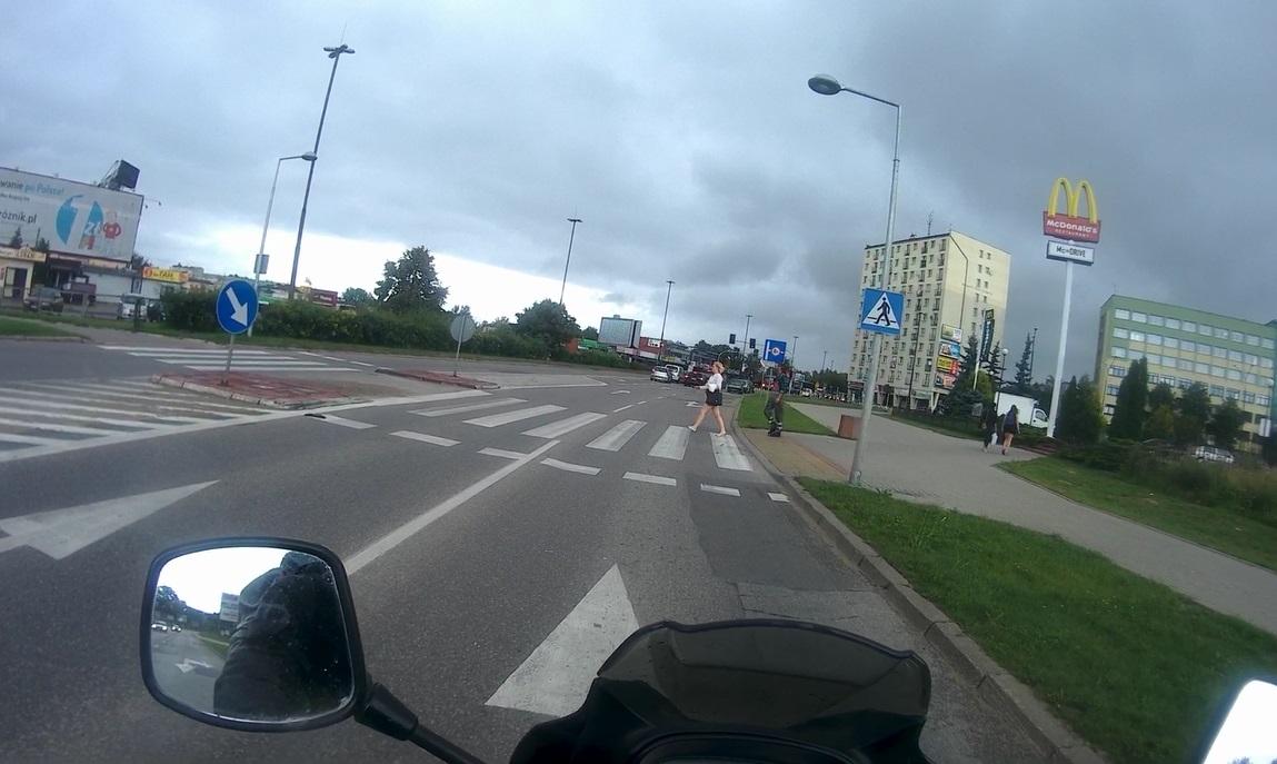 リトアニア バイク