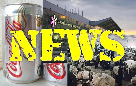 2016年12月2週目 ポーランドのニュース「難民」「空港」「失業率」「コーラ」