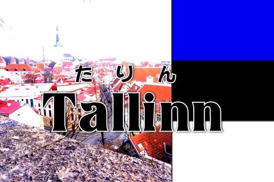 極寒のタリン(エストニア)を観光! 真冬に友達と行くのはやめましょう。