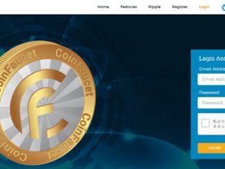 仮想通貨「リップル ripple」が無料でゲットできるサイトCoinfaucet