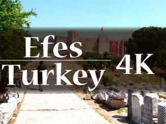 トルコの遺跡を見に!イズミルからEphesus(エフェソス)へ!
