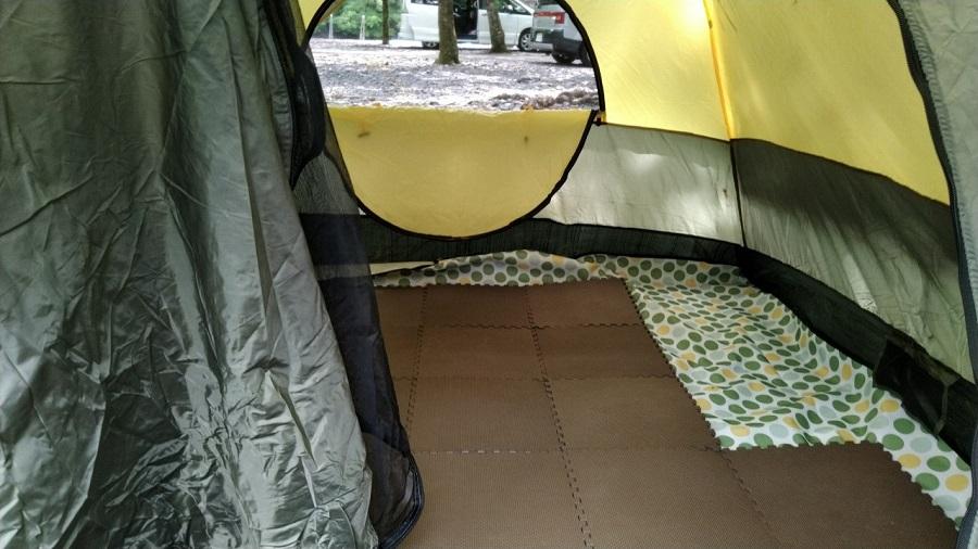 八木キャンプ場 レビュー