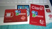 コロンビアでのSIMカード(インターネット)の使い方