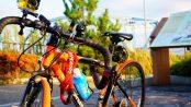 自転車で東日本縦断開始!
