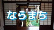 奈良のオールドタウン「ならまち」をおすすめする!